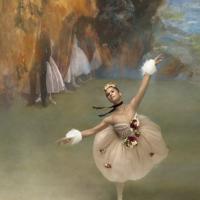 Misty Copeland come una ballerina di Degas