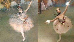 Come in un quadro di Degas l'étoile è Misty Copeland