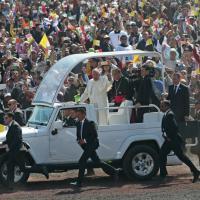 Il Papa in Messico: