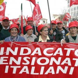 Battaglia sulle pensioni di reversibilità