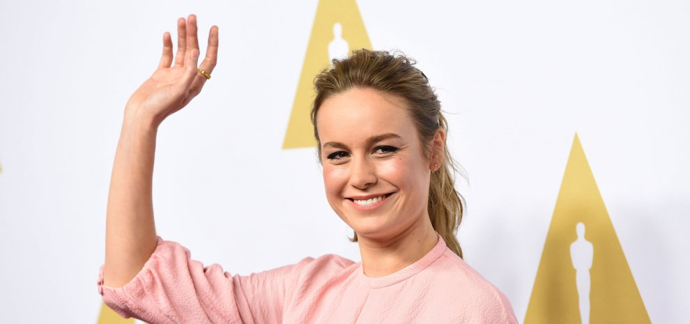 """Brie Larson, sguardo intenso e curiosità. La favorita all'Oscar: """"Nei film cerco sincerità"""""""