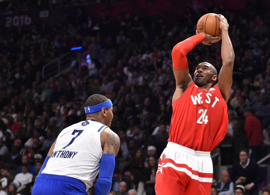 Basket, All Star Game Nba: addio con vittoria per Kobe Bryant