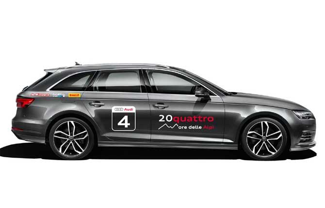 """Ecco la macchina dell'avventura """"#Audi20quattro"""""""