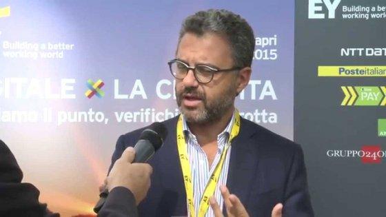 """Samaritani (Agid): """"La PA digitale pensata per il cittadino genera nuovi mercati"""""""