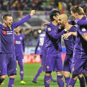 Gioco e vittoria, è tornata la Fiorentina. Ma l'assenza di Della Valle fa rumore