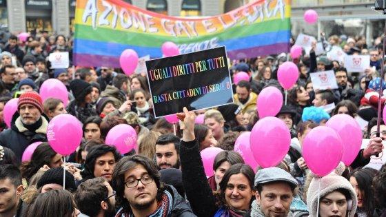 """Unioni civili, Zanda (Pd): """"Aula influenzerà lavori"""". Calderoli (Lega): Emendamento Marcucci incostituzionale"""""""