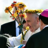Papa Francesco in Chiapas chiede perdono a indios: