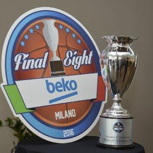 Basket, Final Eight: Milano 'solita' favorita, ma le sorprese sono dietro l'angolo