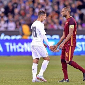 """Roma, Keita: """"Il Real non è imbattibile"""". E l'Olimpico torna pieno"""