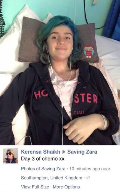 Match4Zara, dopo Lara parte una nuova ricerca: serve un midollo per Zara