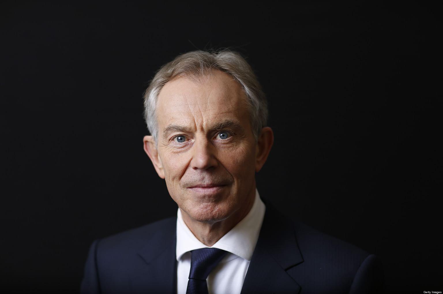 """Tony Blair: """"L'Europa resti unita così potrà battersi per crescita economica e innovazione"""""""