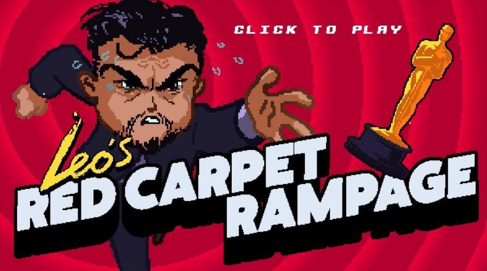 Un Oscar per Leo: la corsa di DiCaprio per la statuetta diventa un videogame