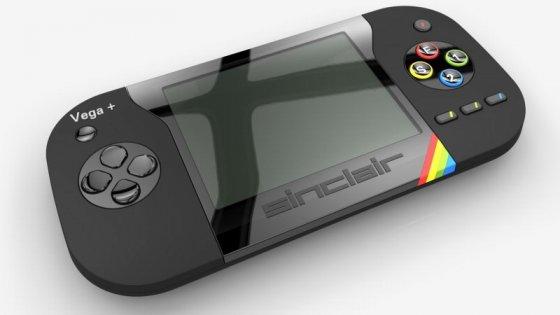 Il ritorno dello Spectrum: ecco Vega+, il retro-gaming mobile