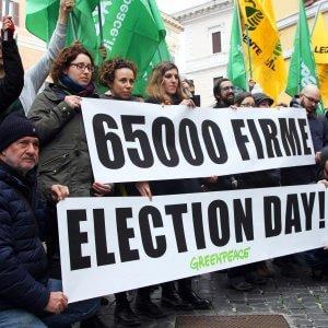 Trivelle: Mattarella firma decreto, referendum 17 aprile