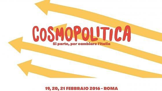 Da venerdì Cosmopolitica: a Roma l'assemblea per un nuovo soggetto politico a sinistra