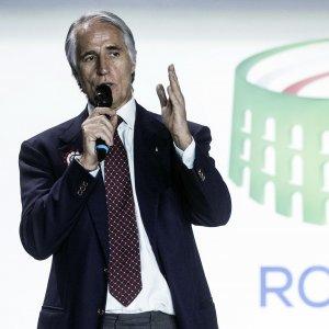 """Roma 2024, si alza il sipario: """"Sarà la più grande festa dello sport di sempre"""""""