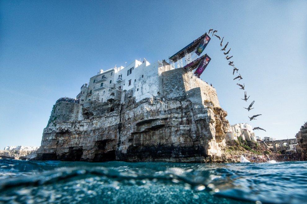Red Bull Cliff Diving, dal Texas a Dubai: annunciata l'edizione 2016 delle World Series