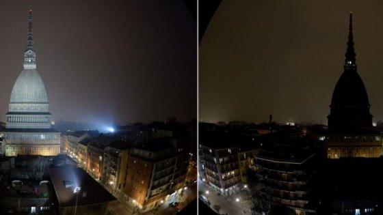 """""""M'illumino di meno"""", luci spente per salvare il pianeta"""