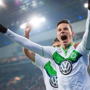 Gent-Wolfsburg 2-3, lo show di Draxler ipoteca i quarti
