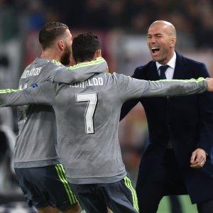 Roma-Real Madrid 0-2, Ronaldo e Jesè spengono i sogni giallorossi