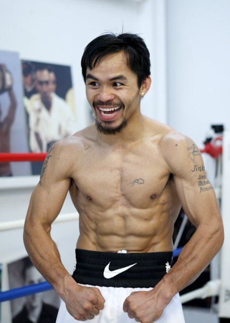 Boxe, Pacquiao non sarà più testimonial Nike dopo insulti a gay