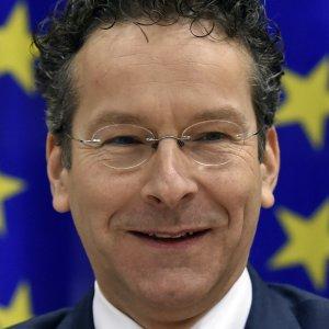 """Dijsselbloem: """"Le banche stanno meglio. Grave non informare i clienti dei rischi"""""""
