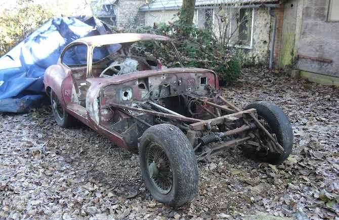 Jaguar E-Type: l'auto che visse due volte