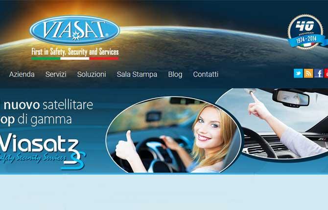 Partnership tra Viasat e Bertone per le box telematiche