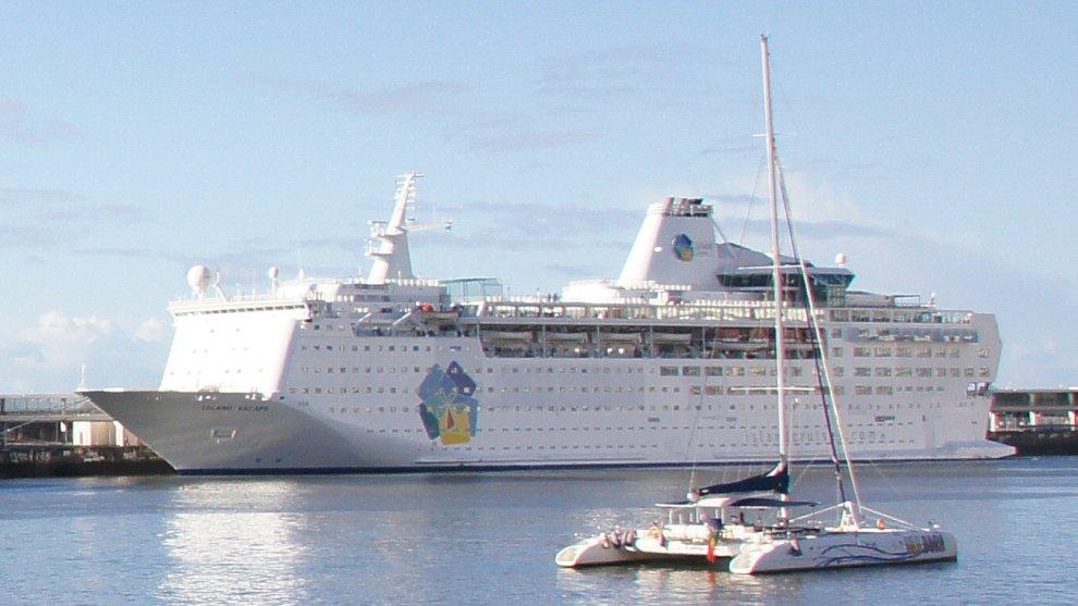 Governo svedese,  ipotesi di affitto: nave da crociera per accogliere i migranti