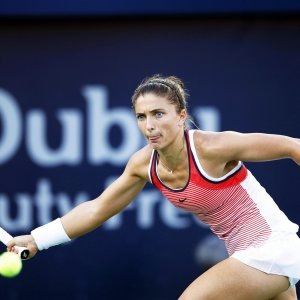 Tennis, Dubai: Errani in semifinale, rimonta vincente sulla Brengle