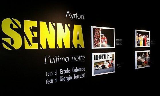 """""""L'ultima notte"""" di Ayrton Senna a Monza, così rivive il mito"""