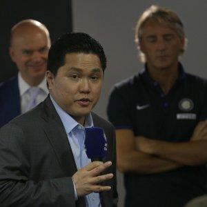 Inter, in arrivo vertice Thohir-Moratti: in società più uomini 'di campo'