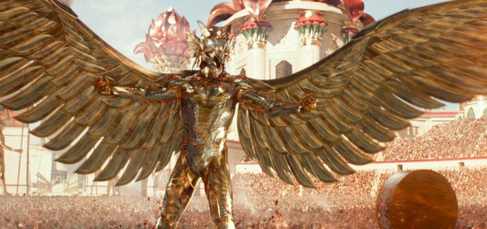 Gods of Egypt: lotte, passioni e fantascienza all'ombra delle Piramidi