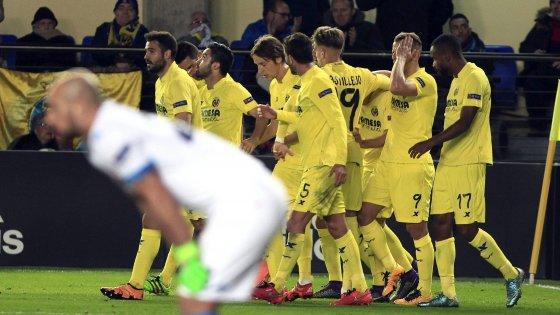 Villarreal-Napoli 1-0: finale ancora fatale, azzurri ko al Madrigal