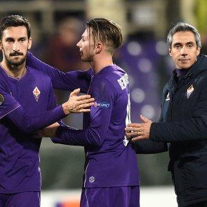 "Fiorentina, Sousa: ""Saremo competitivi anche a Londra"""