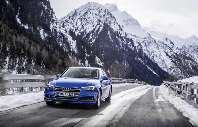 Quattro più Ultra, Audi rilancia la trazione integrale