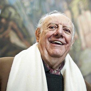 """Dario Fo, splendido novantenne: """"Per fortuna sogno Franca"""""""
