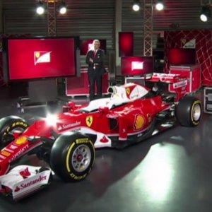 F1, ecco la nuova Ferrari SF16-H per la stagione della riscossa