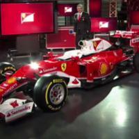 Nuova Ferrari F1 2016, tanto bianco, muso tutto nuovo