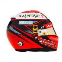 F1, tute e caschi: così Raikkonen e Vettel scenderanno in pista