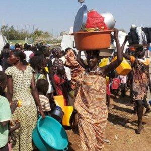 Sud Sudan, nuovi scontri provocano la fuga di 26 mila persone