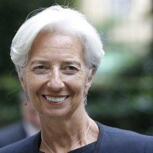 Fmi, via libera al secondo mandato per Christine Lagarde