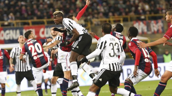 Bologna-Juventus 0-0: i rossoblù fermano la corsa bianconera