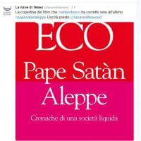 Umberto Eco, la copertina del nuovo libro