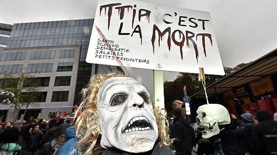 Ttip: i negoziati ripartono da Bruxelles con l'ombra della Cina