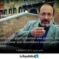 Umberto Eco In Dieci Citazioni Repubblica It