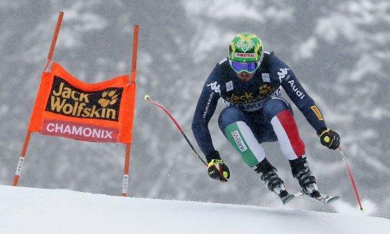 Sci, Italia da sogno nella libera: Nadia Fanchini batte la Vonn. Paris trionfa a Chamonix