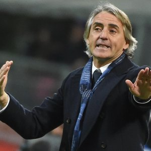 """Inter, Mancini: """"Vittoria importante, il bel gioco arriverà"""""""