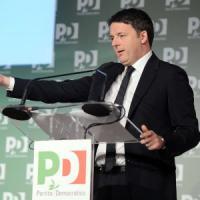 Assemblea Pd, Renzi: