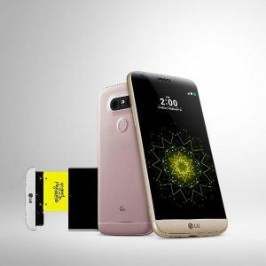 MWC 2016, lo smartphone diventa modulare. Lg presenta il G5
